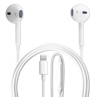 4smarts Lightning Headset Melody 2 Kabel Weiß Kopfhörer Headset Musik
