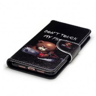 Schutzhülle Motiv 21 für Huawei Honor 6C / Enjoy 6S Tasche Hülle Case Cover Etui - Vorschau 4