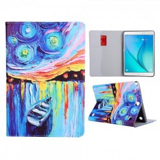 Schutzhülle Motiv 66 Tasche für Samsung Galaxy Tab A 9.7 T550 T555N Hülle Cover