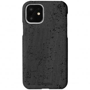 Krusell Birka Cover für Apple iPhone 11 Schwarz Tasche Schutz Hülle Case Etui