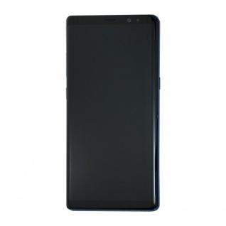 Display Full LCD Komplettset GH97-21065B Blau für Samsung Galaxy Note 8 N950F - Vorschau 2