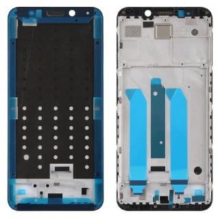 Gehäuse Rahmen Mittelrahmen Deckel für Xiaomi Redmi 5 Plus Schwarz Ersatzteil