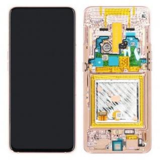 Samsung Display LCD Kompletteinheit für Galaxy A80 A805F GH82-20348A Gold Ersatz
