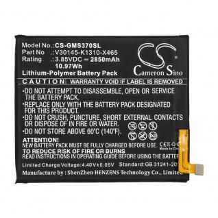 X-Longer Akku Batterie Battery für Gigaset Telefon GS370 Ersatzakku Accu Zubehör