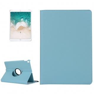 Schutzhülle 360 Grad Hellblau Case Cover Tasche für Apple iPad Pro 10.5 2017 Neu