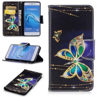 Schutzhülle Motiv 25 für Huawei Honor 6C / Enjoy 6S Tasche Hülle Case Cover Etui