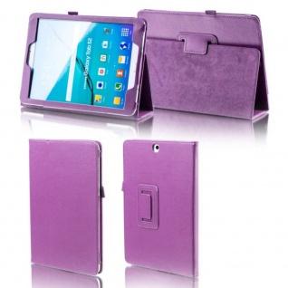 Schutzhülle Lila Tasche für Samsung Galaxy Tab S3 9.7 T820 / T825 Hülle Case Neu
