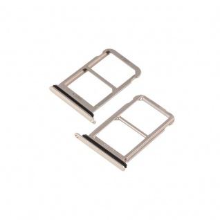 Für Huawei P20 Karten Halter Sim Tray Schlitten Holder Reparatur Gold Ersatz Neu