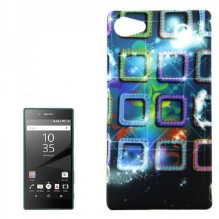Hardcase Muster 37 Hülle für Sony Xperia Z5 Compact (Mini) 4.6 Case Cover Tasche