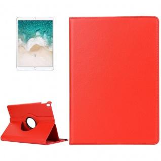 Schutzhülle 360 Grad Rot Case Cover Etui Tasche für Apple iPad Pro 10.5 2017 Neu
