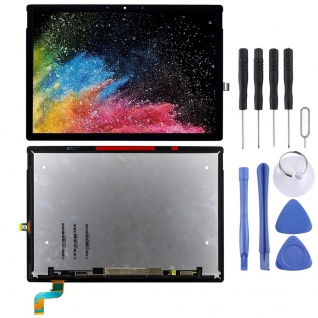 Für Microsoft Surface 2 15 Zoll Displayeinheit Display LCD Ersatz Schwarz