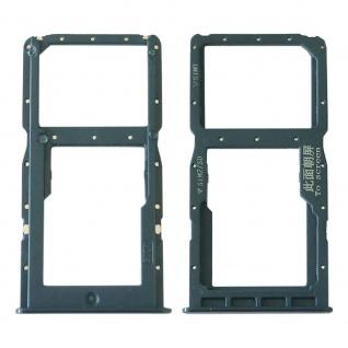 Für Huawei P30 Lite Card Tray Blau Schlitten Karten Halter Ersatzteil Reparatur