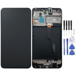 Samsung Display LCD Kompletteinheit für Galaxy A10 A105F GH82-20322A Schwarz