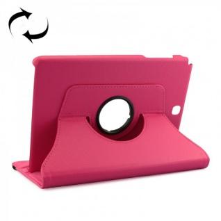 Schutzhülle 360 Grad Pink Tasche für Samsung Tab A 9.7 T555 T555N T550 Hülle