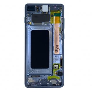Samsung Display LCD Komplettset GH82-18849C Blau für Galaxy S10 Plus G975F 6.4 - Vorschau 3