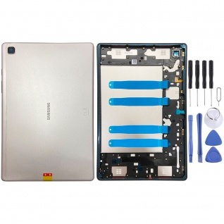 Samsung Akku Deckel Batterie Cover Galaxy Tab A7 T505 LTE GH81-19741A Gold