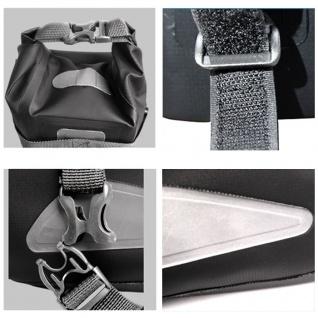 Outdoor Multifunktion Handy Schwarz Black Fahrrad Tasche PVC Bag Tool Zubehör - Vorschau 3
