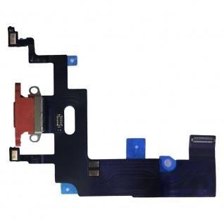 Dock Charger Ladebuchse für Apple iPhone XR 6.1 Rot Ersatzteil Reparatur Zubehör