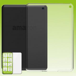 Für Amazon Fire HD 10 / 10 Plus 2021 Transparent Hülle Tablet Tasche + H9 Glas