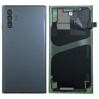 Samsung GH82-20588A Akkudeckel Deckel für Galaxy Note 10 Plus N975F Aura Schwarz