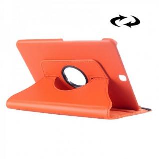 Schutzhülle 360 Grad Orange Tasche für Samsung Galaxy Tab S2 9.7 T810 T815N Case