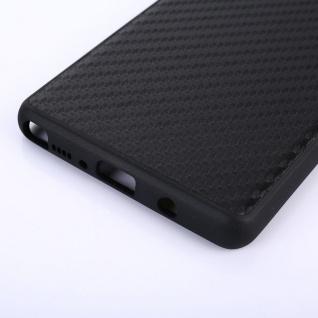 Hybridcase Carbon Schwarz Hülle für Samsung Galaxy Note 8 N950 N950F Tasche Neu - Vorschau 5