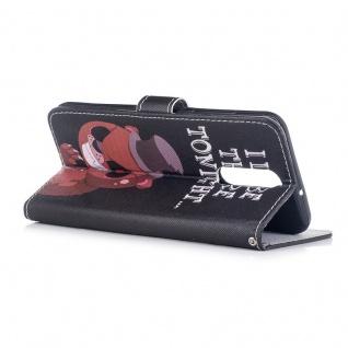 Schutzhülle Motiv 22 für Huawei Mate 10 Lite Tasche Hülle Case Zubehör Cover Neu