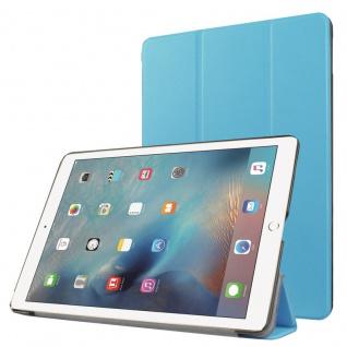 Smartcover Hellblau Cover Tasche für NEW Apple iPad 9.7 2017 Hülle Etui Case Neu