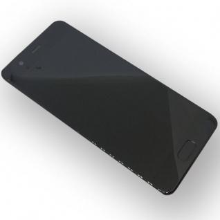 Für Huawei P10 Full Display LCD Einheit mit Rahmen Komplett Schwarz Reparatur - Vorschau 2