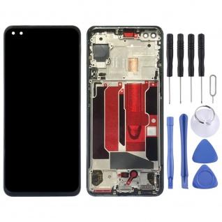 Für OnePlus Nord Display Full LCD Rahmen Einheit Touch Ersatzteil Reparatur Blau