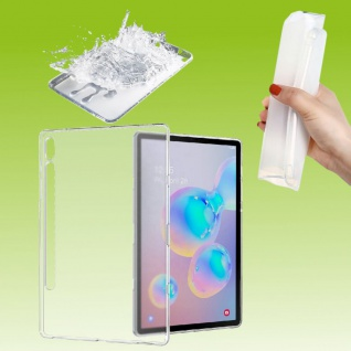 Für Samsung Galaxy Tab S7 2020 Transparent Tablet Tasche Hülle TPU Silikon dünn