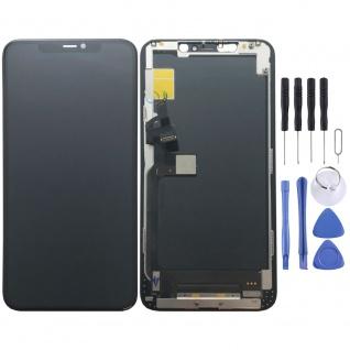 Für Apple iPhone 11 Pro Max Display Full OLED LCD Touch Screen Ersatz Schwarz