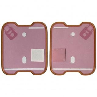 Back Housing Cover Sticker für Apple Watch Series 6 40mm Adhesive Kleber Zubehör
