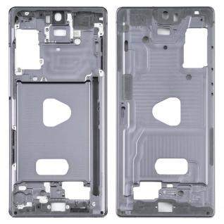 Mittelrahmen Bezel Samsung Galaxy Note 20 Schwarz Middle Rahmen