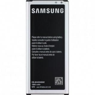 Original Samsung Li-Ion Handy Akku 1860 mAh für Galaxy Alpha EB-BG850BBEC