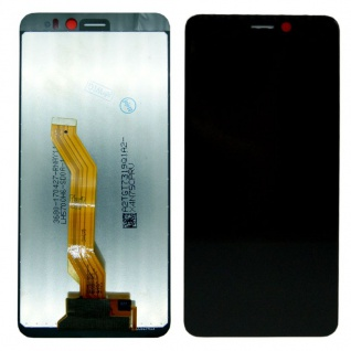 Für HTC Desire 12 Reparatur Display LCD Komplett Einheit Touch Schwarz Ersatz Neu