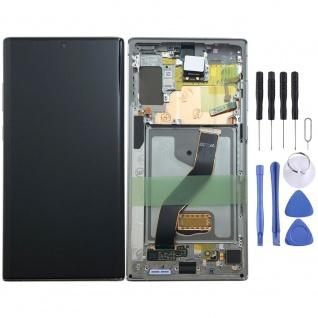 Display LCD Kompletteinheit für Galaxy Note 10 Plus N975F GH82-20838C Aura Glow