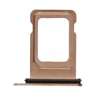 Für Apple iPhone 11 Pro Max Simkarten Halter Card Tray Gold SD Card Ersatzteil