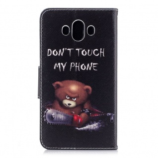 Schutzhülle Motiv 21 für Huawei Mate 10 Tasche Hülle Case Zubehör Cover Etui Neu - Vorschau 3