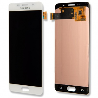 Display LCD Komplettset GH97-18250A Weiß für Samsung Galaxy A5 A510F 2016 Neu