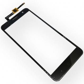 Reparatur Displayglas Touch Screen für ZTE Blade V7 LCD Glas Reparatur Schwarz