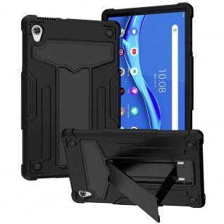 Für Lenovo Tab M10 HD 2nd Gen aufstellbare Tablet Tablet Schutzhülle Schwarz Neu