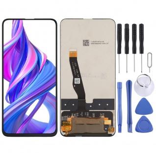 Für Huawei Honor 9X / 9X Pro Display LCD Einheit Touch Screen Schwarz Ersatz