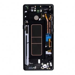 Display Full LCD Komplettset GH97-21065A Schwarz für Samsung Galaxy Note 8 N950F - Vorschau 2