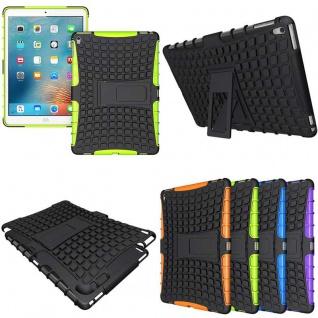 Hybrid Outdoor Schutzhülle Cover Grün für iPad Pro 9.7 Zoll Tasche Case Hülle