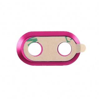 Kameraschutz für Apple iPhone 7 Plus Kamera Schutz Kameraring Protector Pink - Vorschau 3