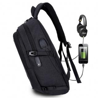 Multi Funktions Rucksack für Smartphone / Tablet / Laptop Reisen Hülle Tasche - Vorschau 2