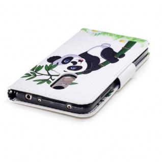 Für Huawei P20 Kunstleder Tasche Book Motiv 34 Schutz Hülle Case Cover Etui Neu - Vorschau 4