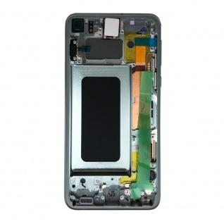 Samsung Display LCD Komplettset GH82-18852E Grün für Galaxy S10e 5.8 Zoll G970F - Vorschau 3