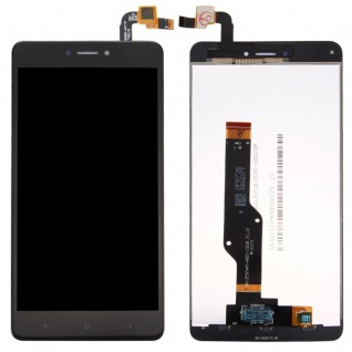 Für Xiaomi Redmi Note 4X Reparatur Display LCD Komplett Einheit Touch Schwarz